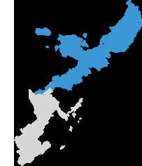 北部(恩納村~名護方面)